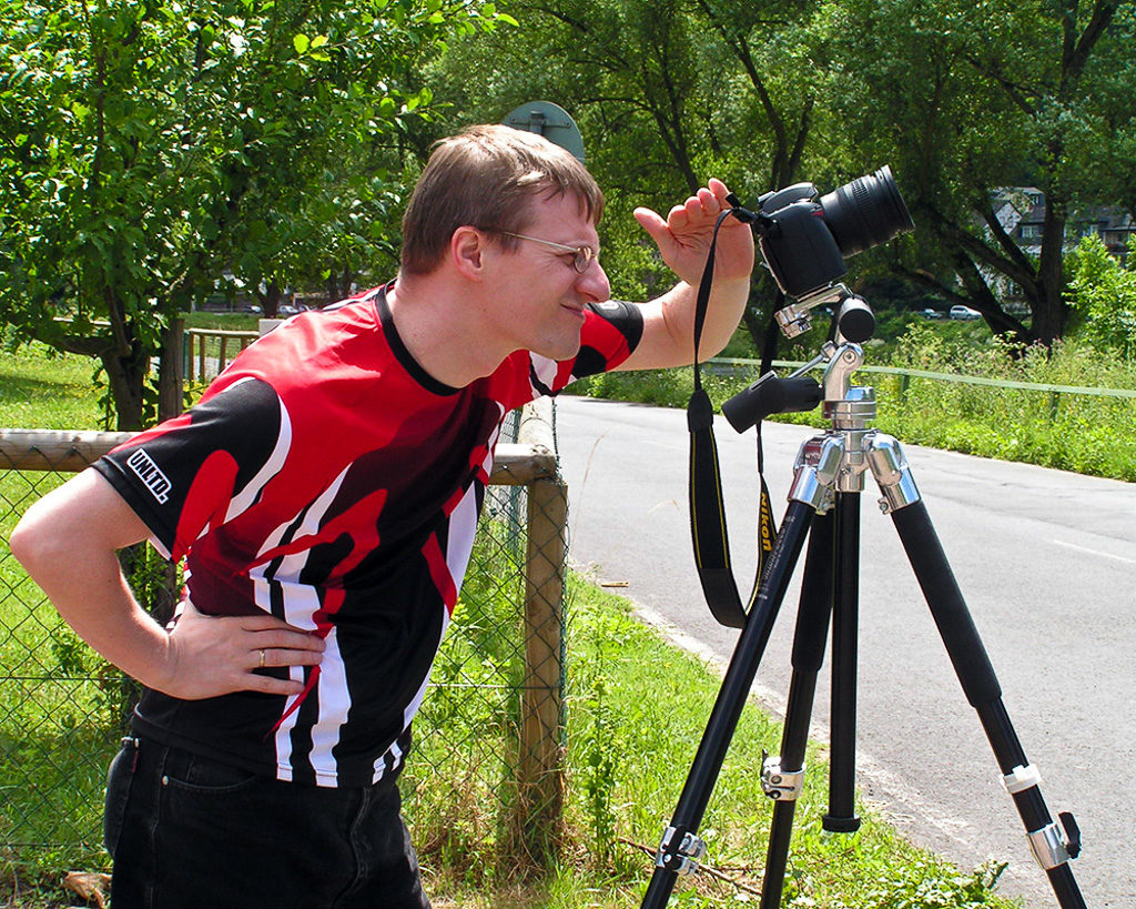 Infrarotfotografie mit Nikon D70