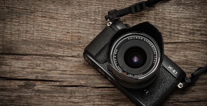 14 mm Weitwinkel-Objektiv von Fuji