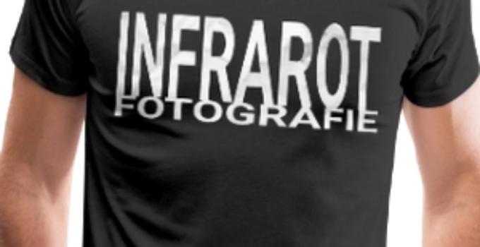 T-Shirt Infrarotfotografie