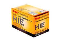 Kodak High Speed Infrared Film HIE 135-36