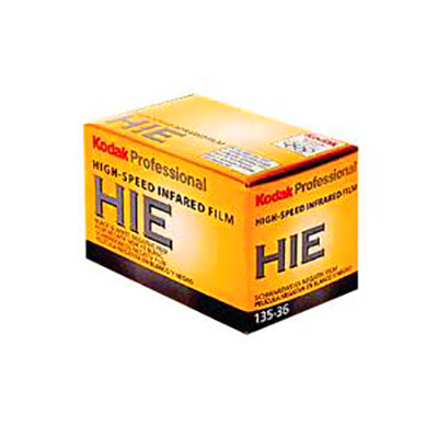 Kodak High Speed Infrared Film HIE 135-36